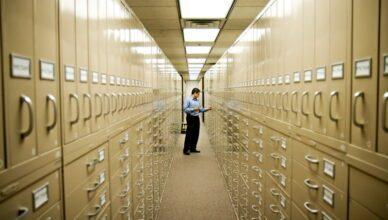 Что хранится в мормонских генеалогических архивах