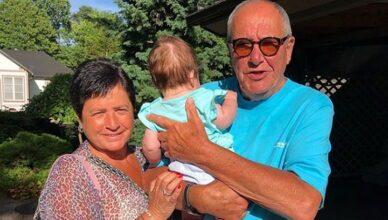 Эммануил Виторган впервые показал лицо своей дочери