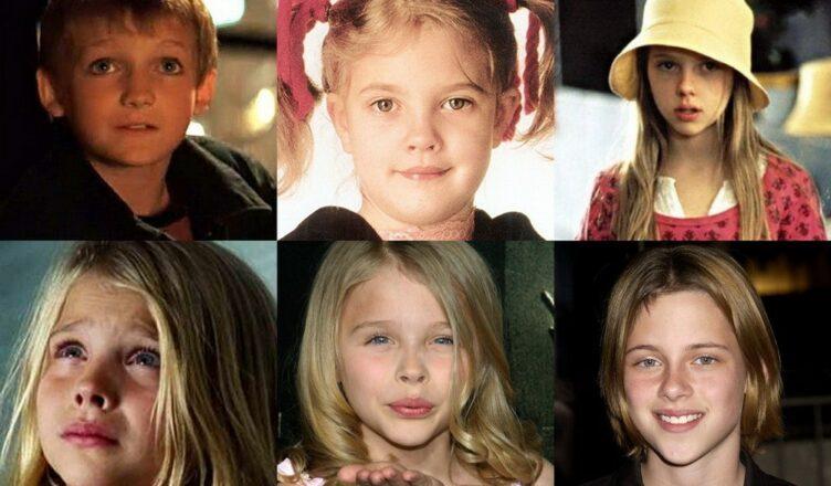 Как сложилась жизнь знаменитых детей спустя годы