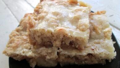 Популярный английский десерт «Крамбл» — простой, вкусный, универсальный