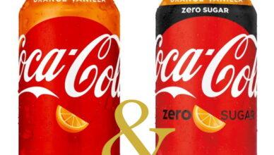 Появился новый вкус Кока-Колы