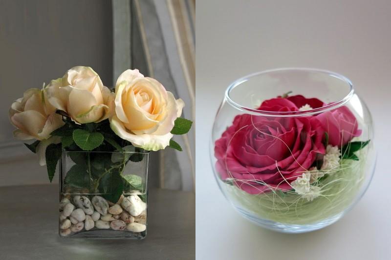 Как вырастить букет роз из картофеля