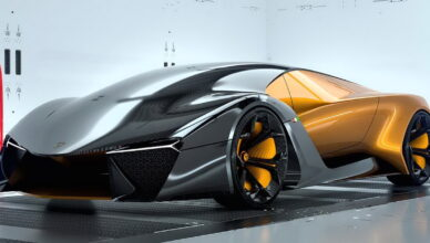Lamborghini представил новый Aventador Hybrid 2022