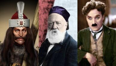 5 фактов о знаменитых людях в истории