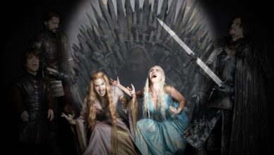 12 удивительных событий за кадром «Игры престолов»