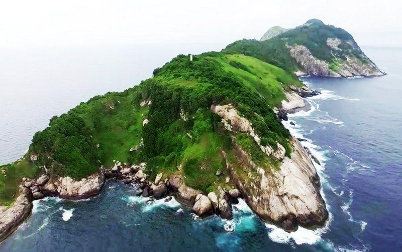 Остров змей Кеймада-Гранди