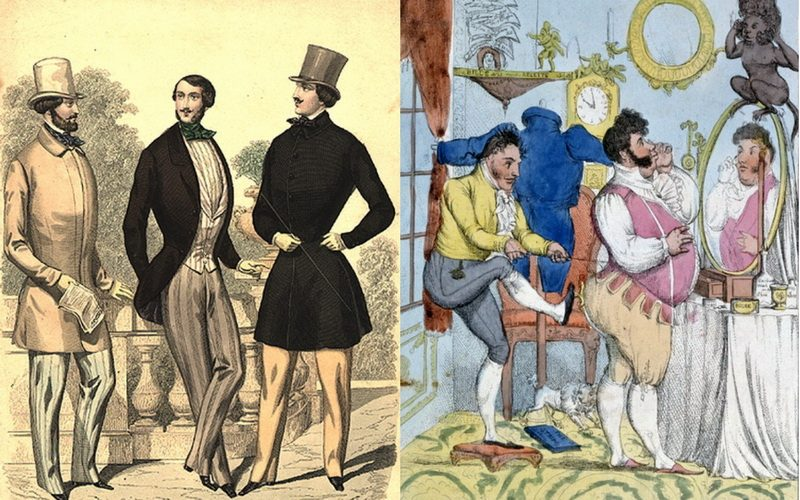 История корсета