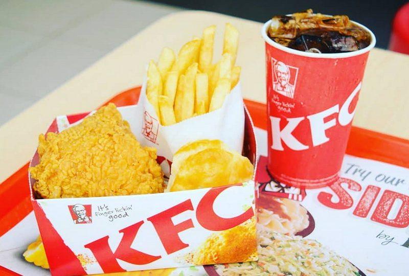 Еда и рецепт KFC