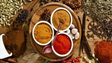 5 специй для снижения аппетита