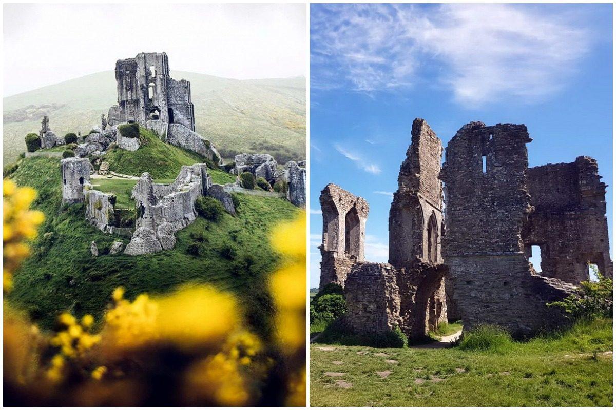 замок Корф