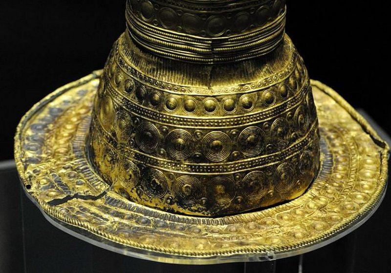 Загадочные «золотые шляпы» эпохи бронзы