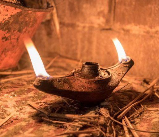 Секрет негасимого пламени