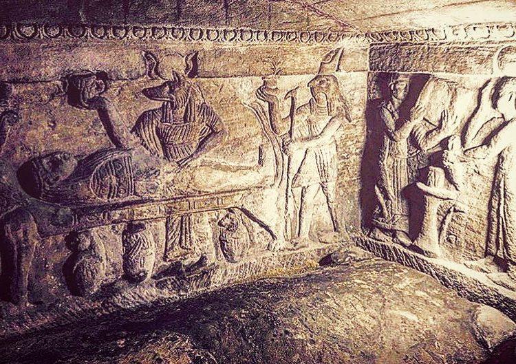 Катакомбы Александрии — чудо подземного мира