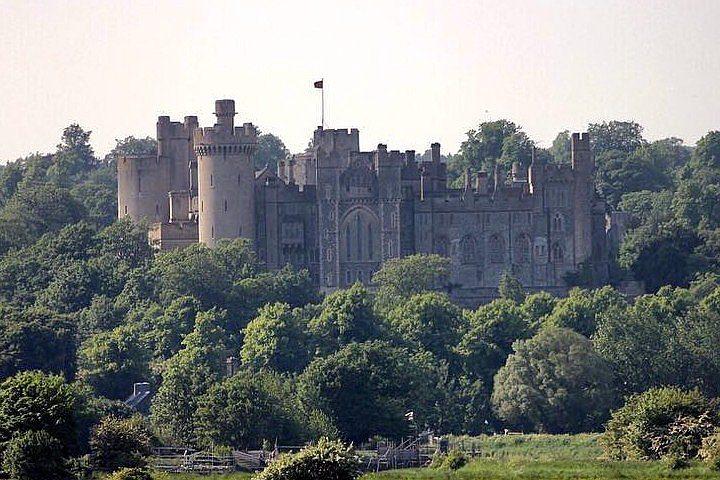 Замок, построенный призраками