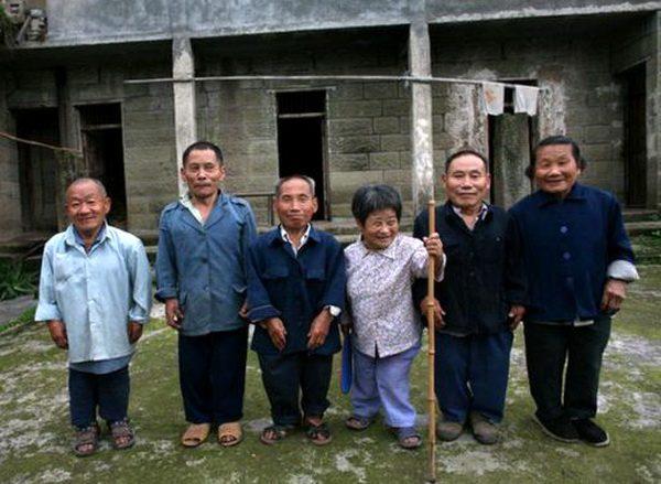 Китайская деревня гномов
