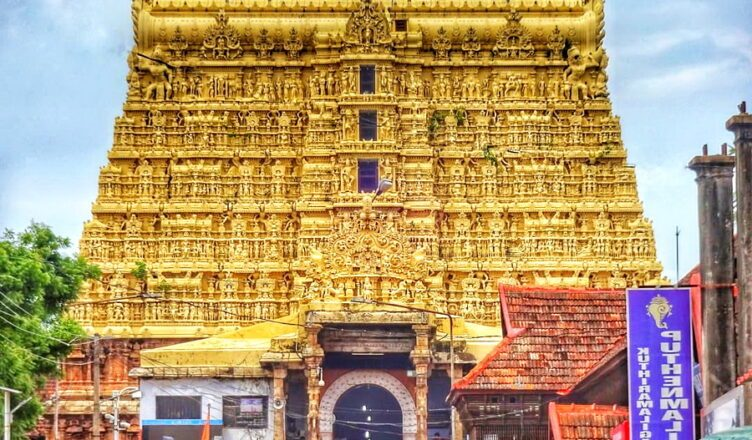 Тайна запечатанной двери индуистского храма
