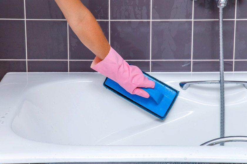 5 способов отмыть грязную ванну