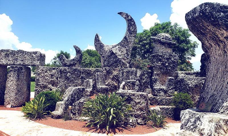 Собственный Коралловый замок во Флориде: тайна огромного подвига маленького человека