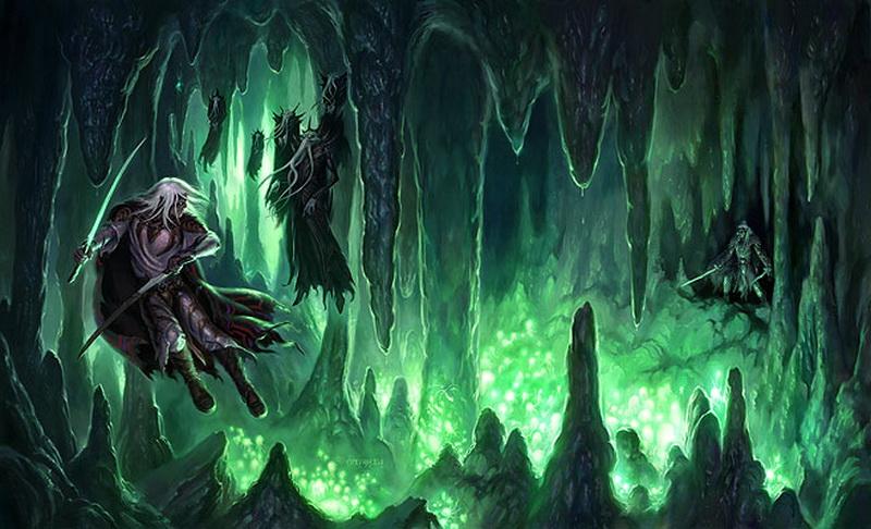 Загадочные жители подземного мира