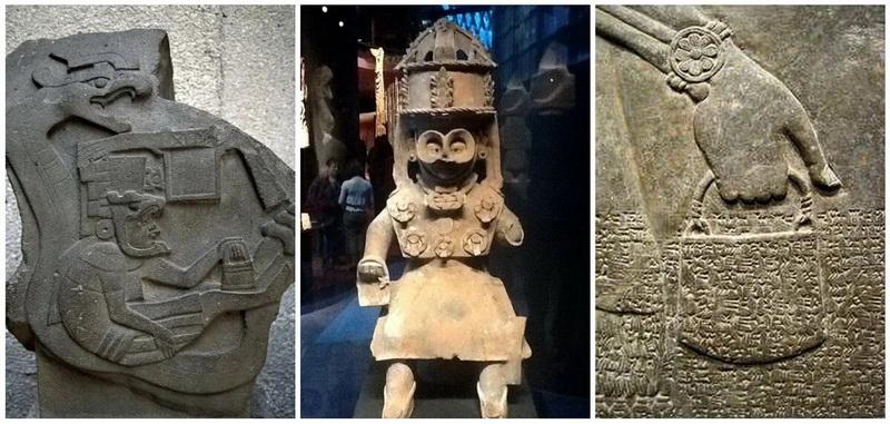 артефакты шумеров сумки богов