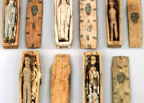 Миниатюрные гробики