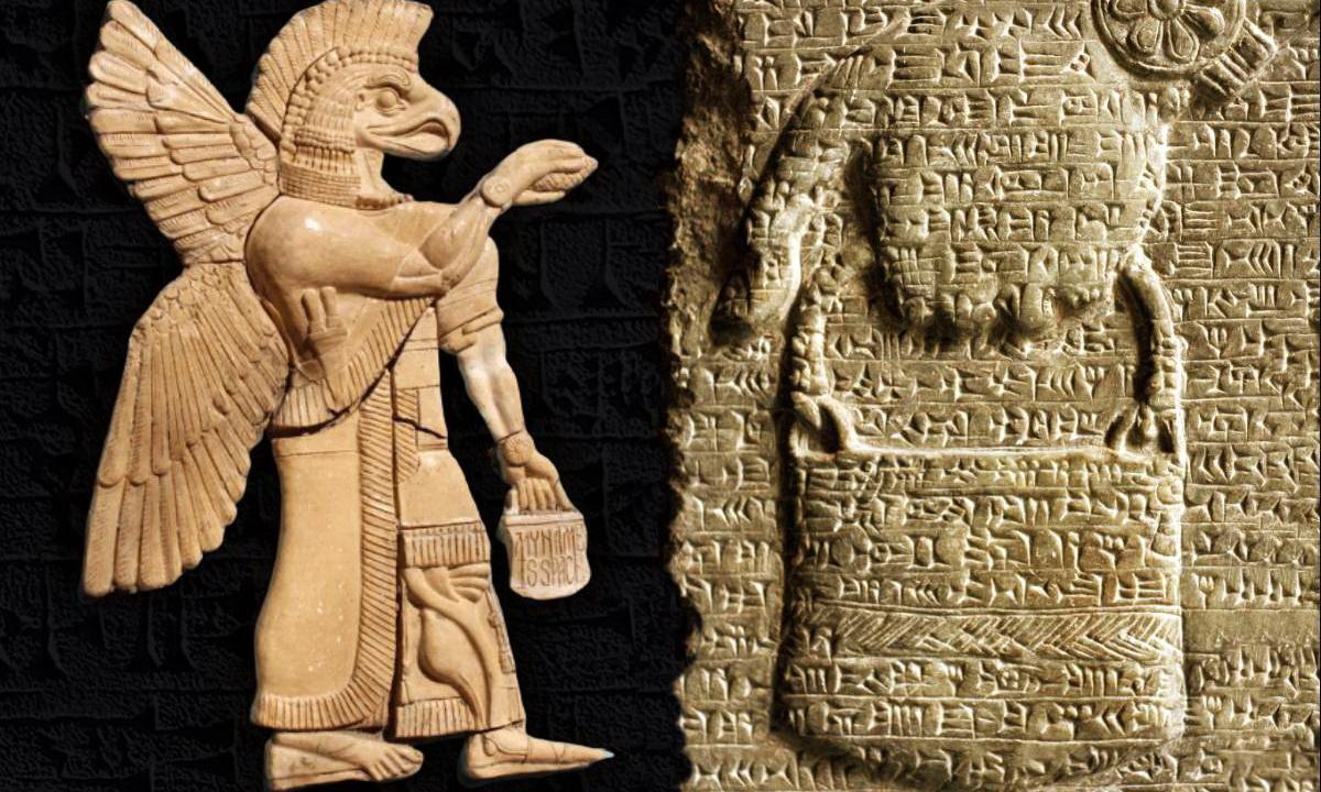 Таинственные сумочки древних богов