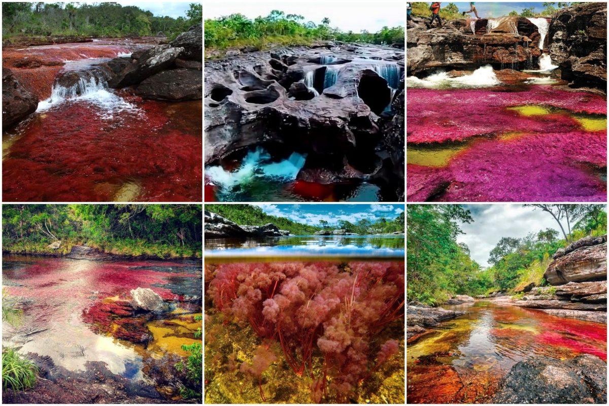 Река, сбежавшая из Рая