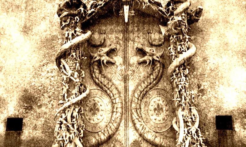 Тайна запечатанной двери индийского Храма Падманабхасвами