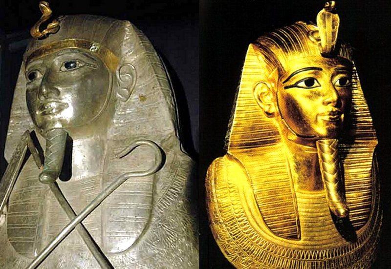 Сокровища несправедливо забытого фараона Псусеннеса I