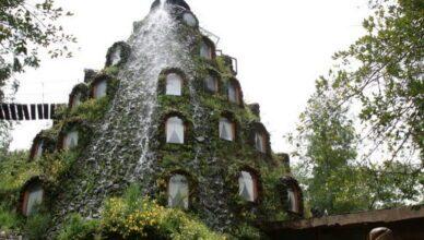 «Волшебная Гора» — сказочный эко-отель Патагонии