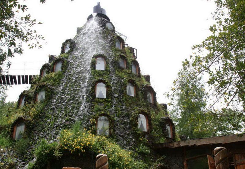 Волшебная Гора — сказочный эко-отель Патагонии