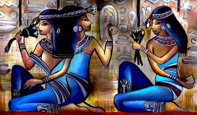 Могущественные женщины Древнего Египта