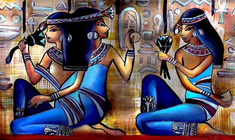 5 могущественных женщин Древнего Египта