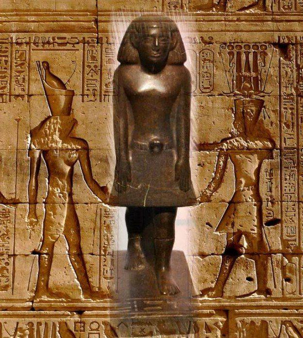 Разгадана тайна ожившей статуи Древнего Египта