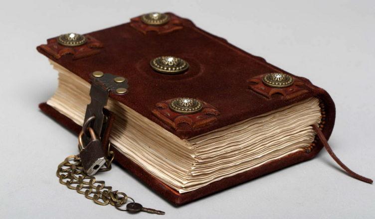 Книга пророчеств, написанная мужчиной после года летаргического сна