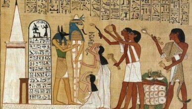 Древняя тайна египетской книги заклинаний