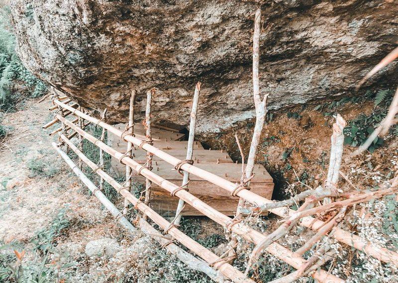 Огненные мумии в пещерах Кабаяна
