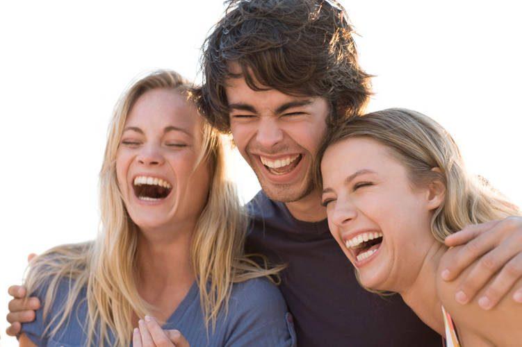 5 причин смеяться каждый день