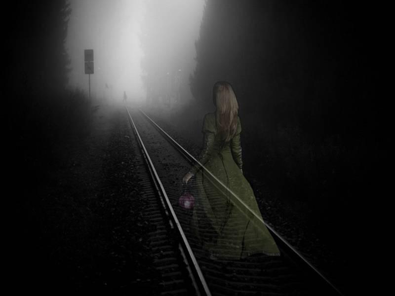 Альтернативные теории природы призрачных явлений
