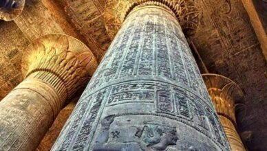 Потерянный лабиринт древнего Египта