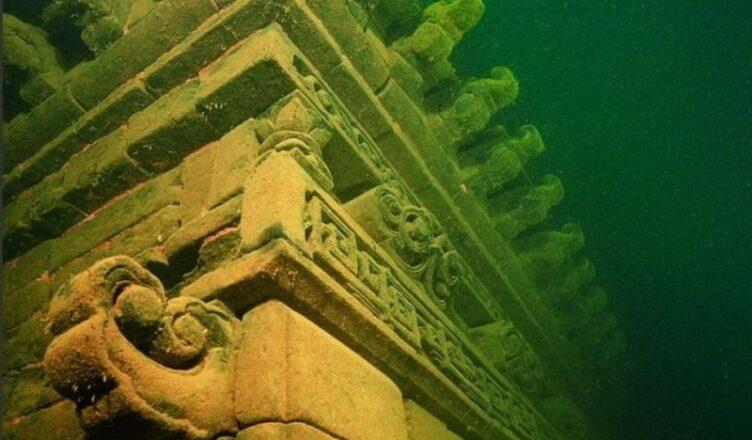 Подводный Город Шиченг