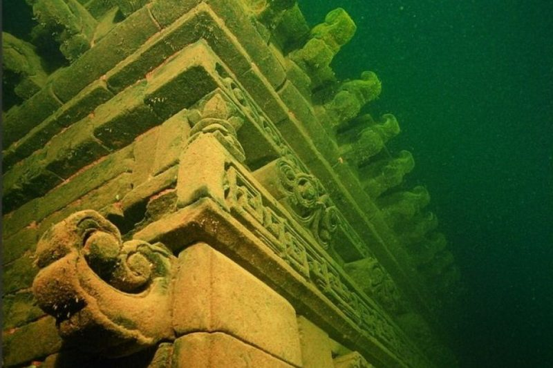 Китайская «Атлантида» — потерянный подводный «Город Льва» ШиЧенг