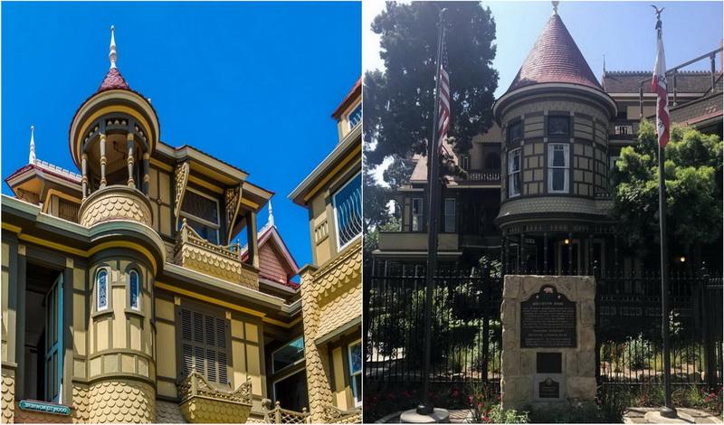 История загадочного Дома Винчестеров