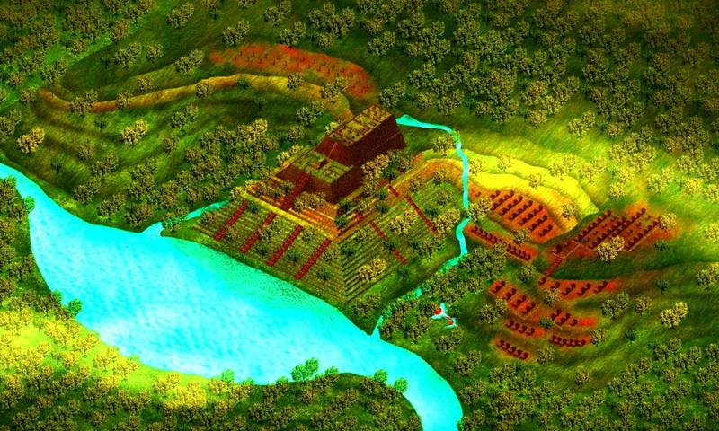 Гунунг Паданг Индонезия