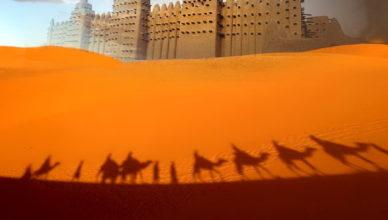 Загадочный Тимбукту — легендарный перекресток Сахары