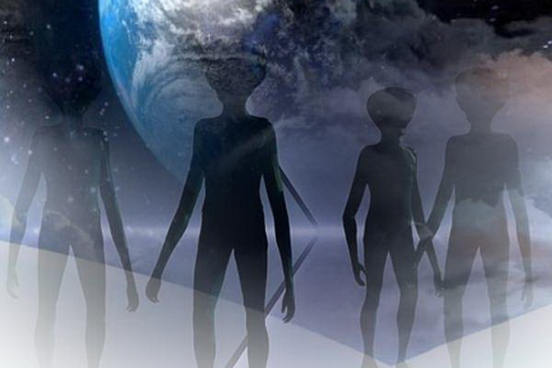 Почему мы не можем видеть внеземных существ