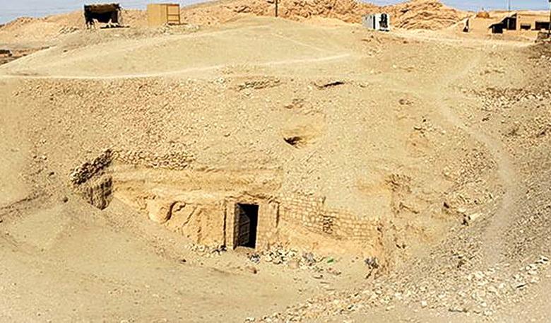 Что действительно было найдено в гробнице Осириса