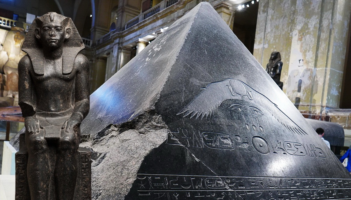 Черная пирамида и большая ошибка фараона Аменемхета III
