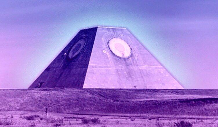 жители загадочной пирамиды «Конца света»