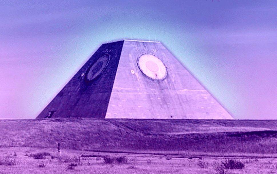 Новые жители загадочной пирамиды «Конца света»